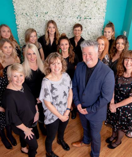 Hair Management Warwick team