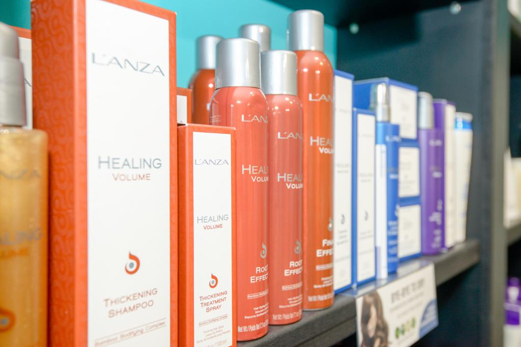L'Anza products