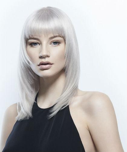 long platinum hair sm