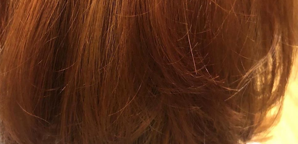 copper hair for autumn winter 2020