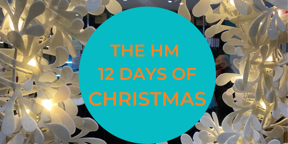 THE HM COUNTDOWN TO CHRISTMAS