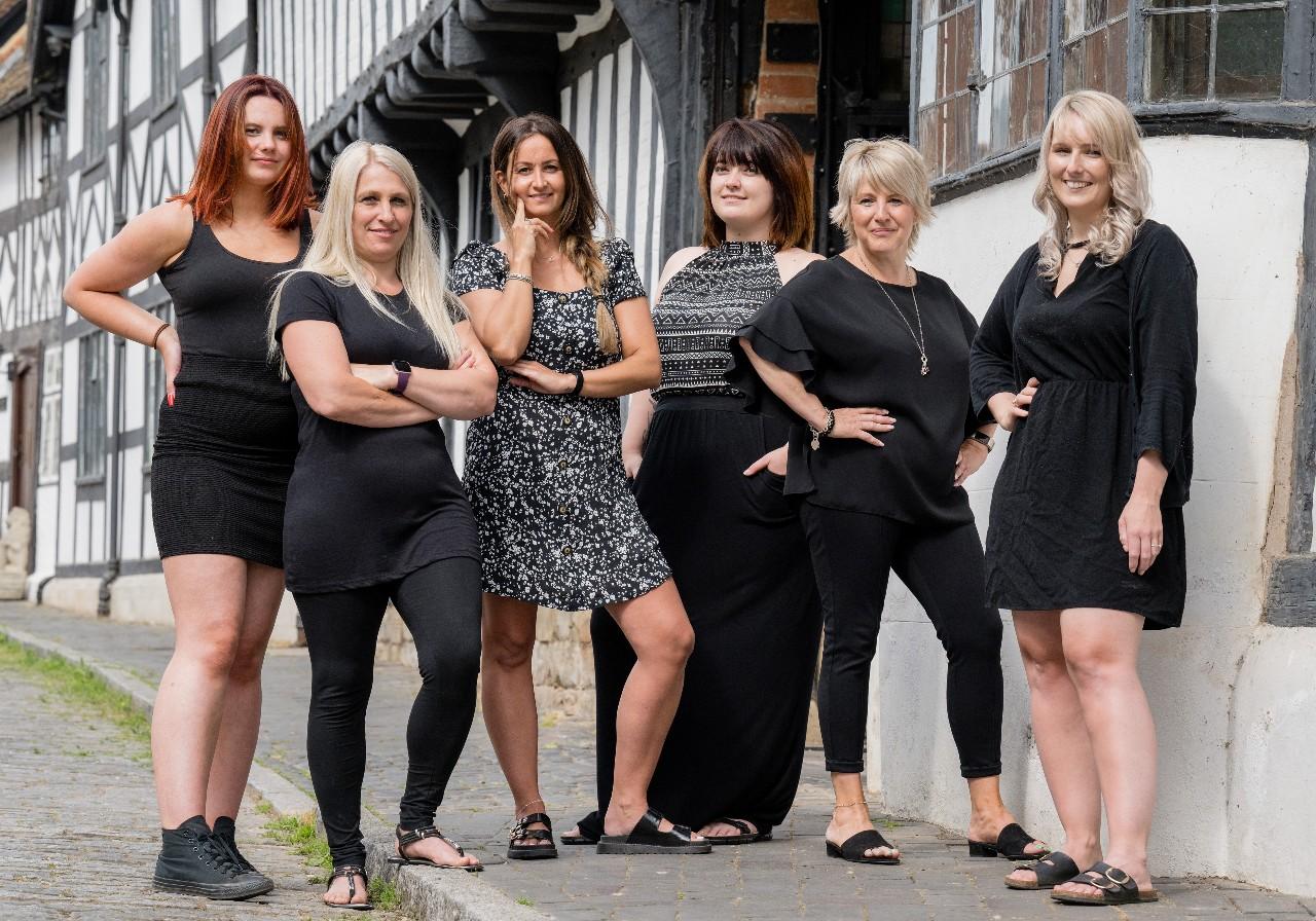 Hair Management team Warwick